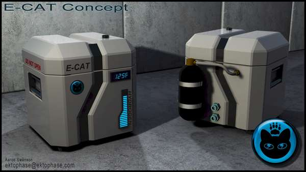 E Cat Fusion E-Cat Site | Scientifi...